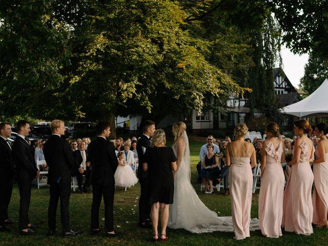 Sam and Brittni's wedding in Vancouver, British Columbia 24