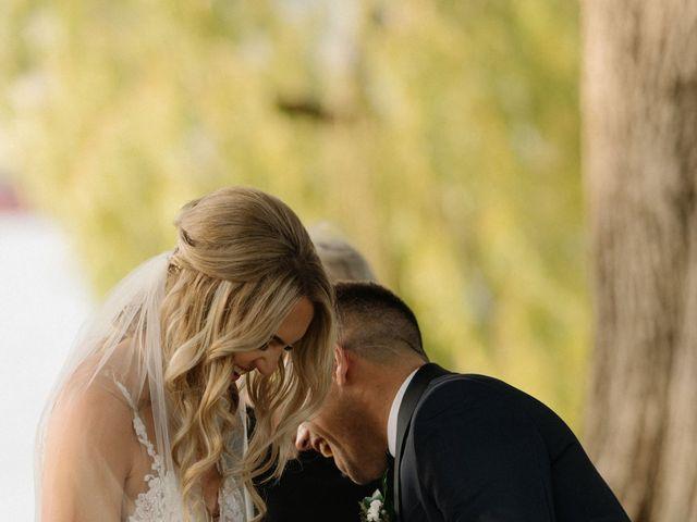 Sam and Brittni's wedding in Vancouver, British Columbia 25