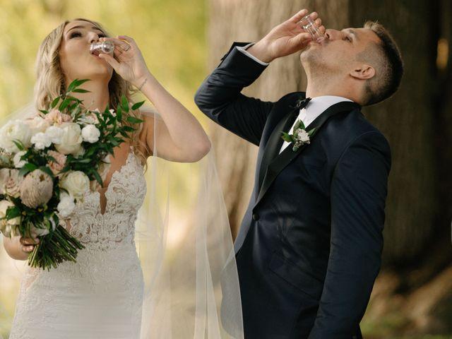 Sam and Brittni's wedding in Vancouver, British Columbia 27