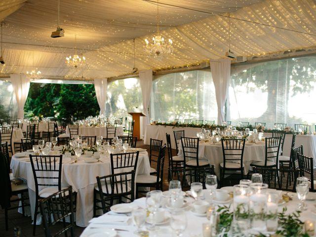 Sam and Brittni's wedding in Vancouver, British Columbia 2