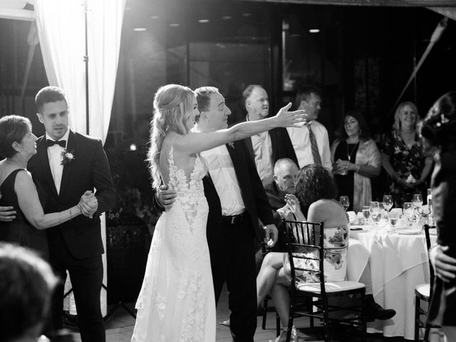 Sam and Brittni's wedding in Vancouver, British Columbia 37