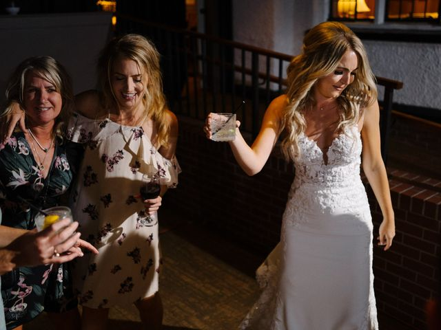 Sam and Brittni's wedding in Vancouver, British Columbia 39