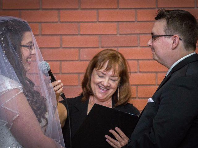 Dylan and Janine's wedding in Edmonton, Alberta 7