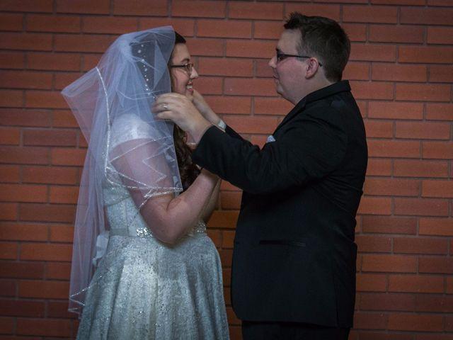 Dylan and Janine's wedding in Edmonton, Alberta 8