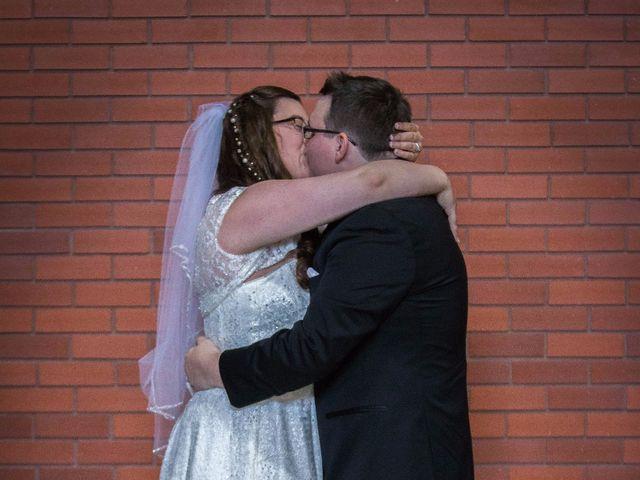 Dylan and Janine's wedding in Edmonton, Alberta 9