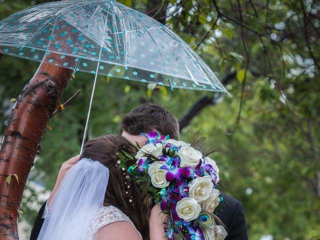 Dylan and Janine's wedding in Edmonton, Alberta 10