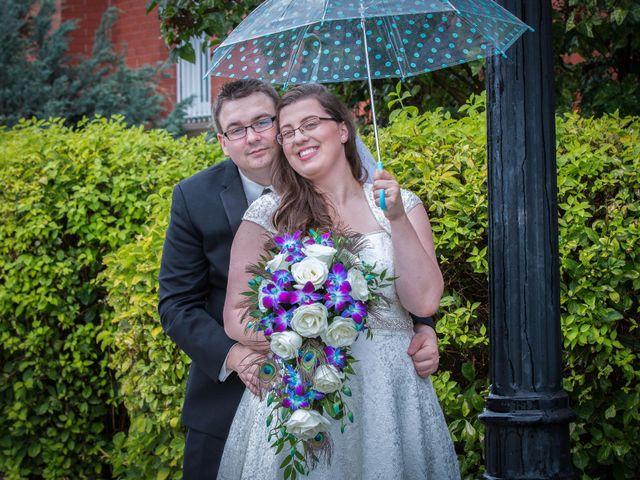 Dylan and Janine's wedding in Edmonton, Alberta 11