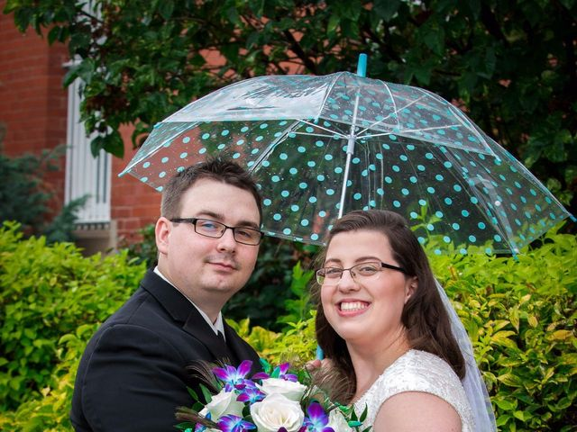 Dylan and Janine's wedding in Edmonton, Alberta 12