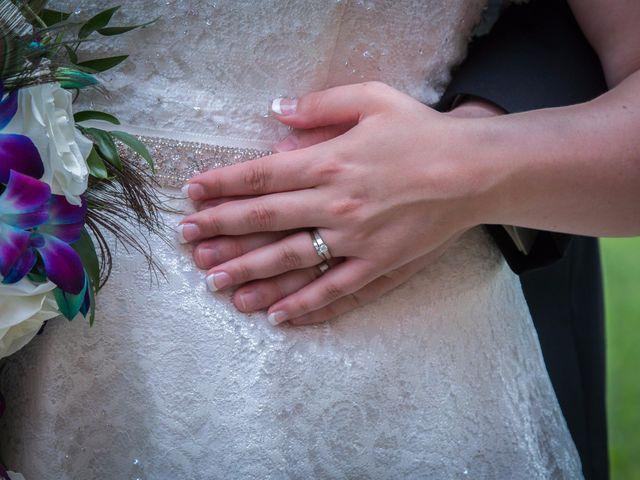Dylan and Janine's wedding in Edmonton, Alberta 1