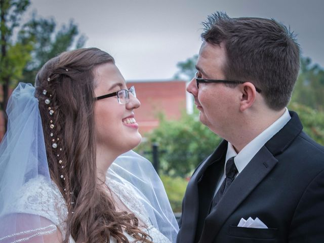 Dylan and Janine's wedding in Edmonton, Alberta 13