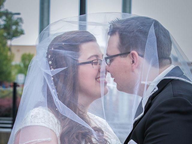 Dylan and Janine's wedding in Edmonton, Alberta 14