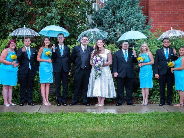 Dylan and Janine's wedding in Edmonton, Alberta 15