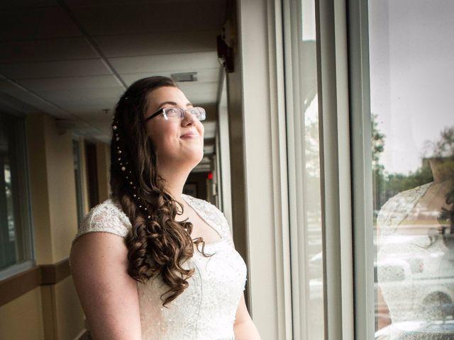 Dylan and Janine's wedding in Edmonton, Alberta 19