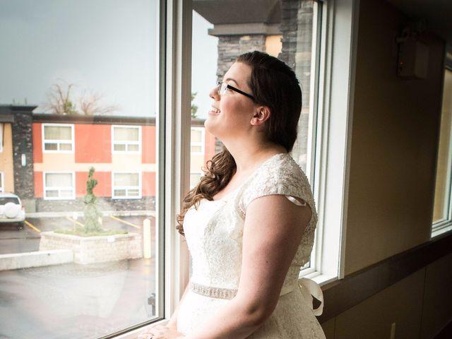 Dylan and Janine's wedding in Edmonton, Alberta 20