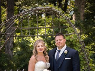 The wedding of Sarah and Cole