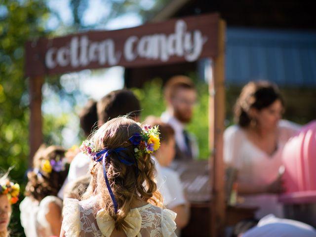 Alex  and Katelyn 's wedding in Gray Creek, British Columbia 3