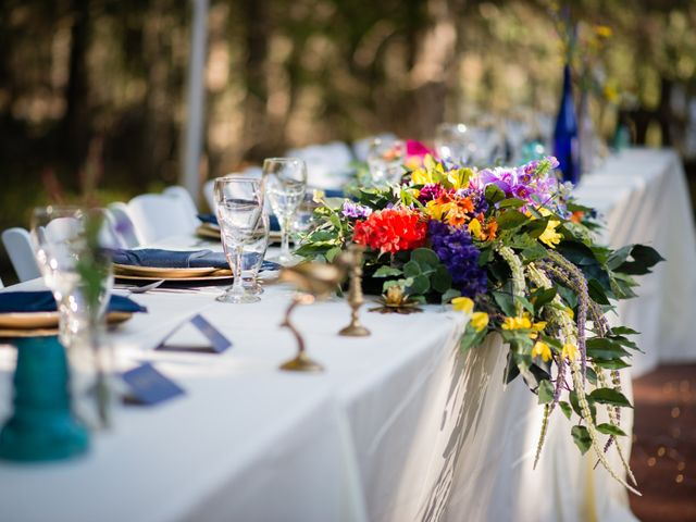 Alex  and Katelyn 's wedding in Gray Creek, British Columbia 1