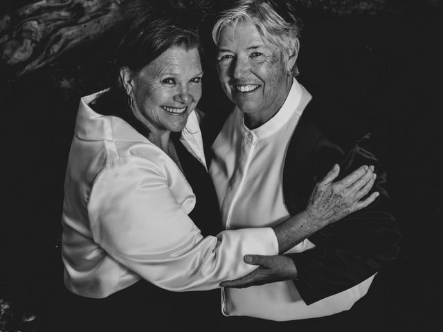 Laurie and Wendy's wedding in Tofino, British Columbia 1