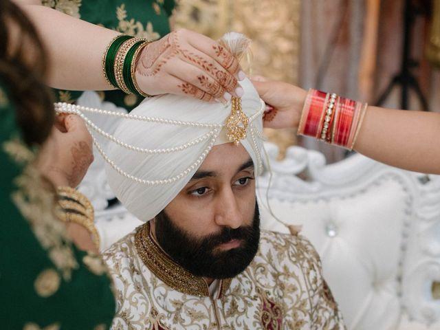 Iqbal and Harman's wedding in Vancouver, British Columbia 5