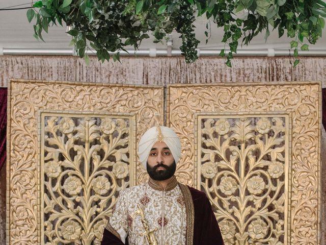 Iqbal and Harman's wedding in Vancouver, British Columbia 7