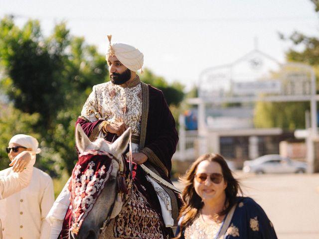 Iqbal and Harman's wedding in Vancouver, British Columbia 9