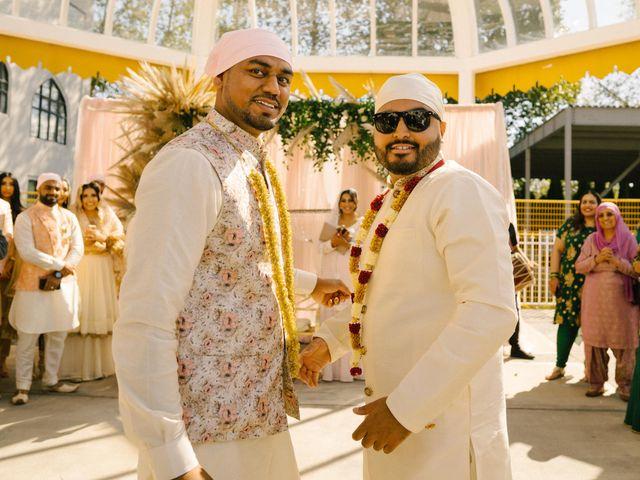 Iqbal and Harman's wedding in Vancouver, British Columbia 11