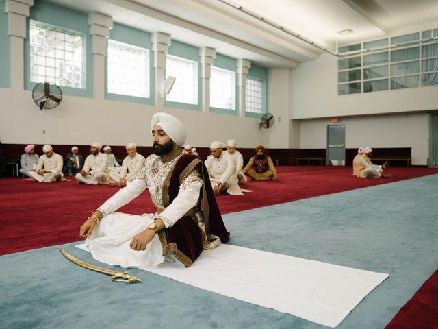 Iqbal and Harman's wedding in Vancouver, British Columbia 15