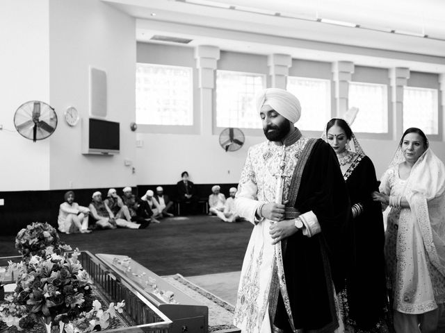 Iqbal and Harman's wedding in Vancouver, British Columbia 19
