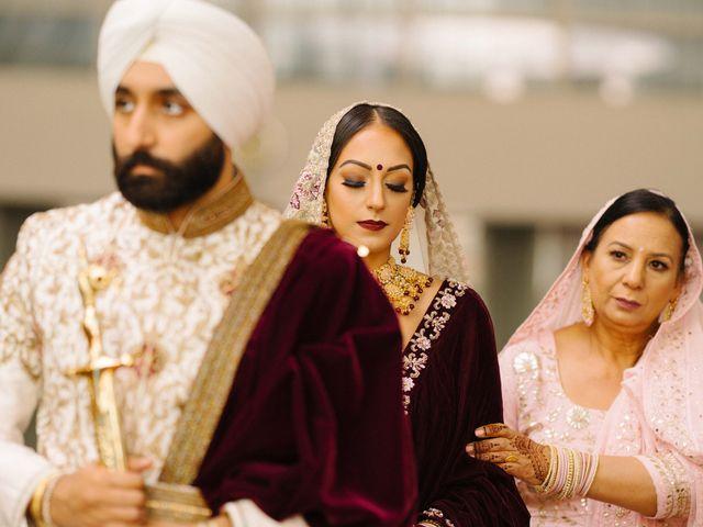 Iqbal and Harman's wedding in Vancouver, British Columbia 20