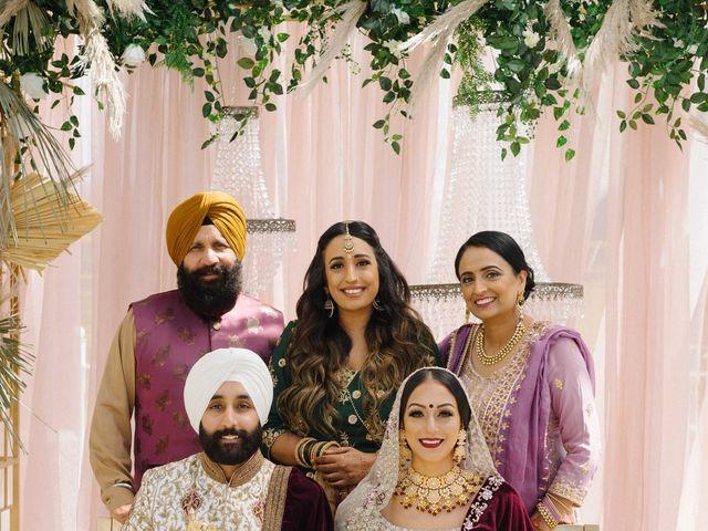 Iqbal and Harman's wedding in Vancouver, British Columbia 23