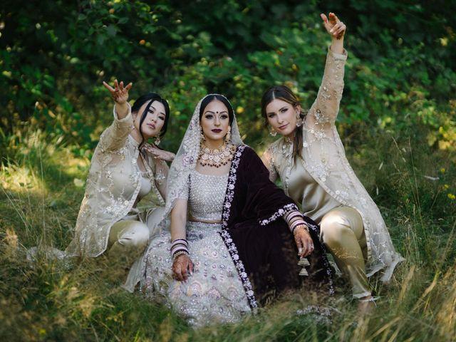 Iqbal and Harman's wedding in Vancouver, British Columbia 28