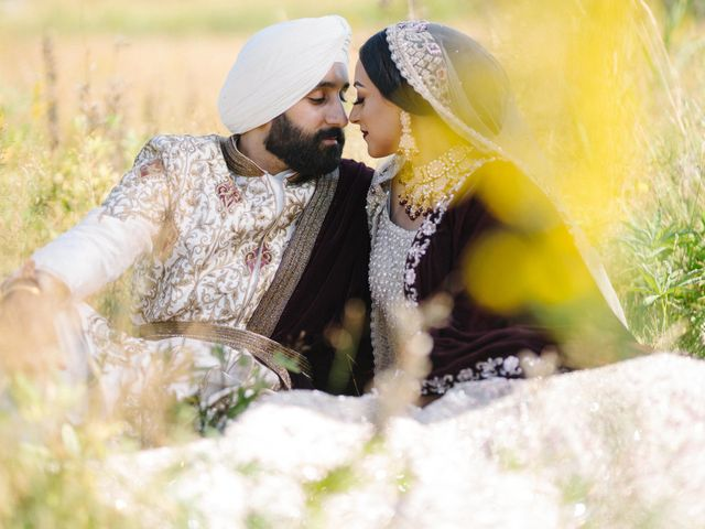 Iqbal and Harman's wedding in Vancouver, British Columbia 31