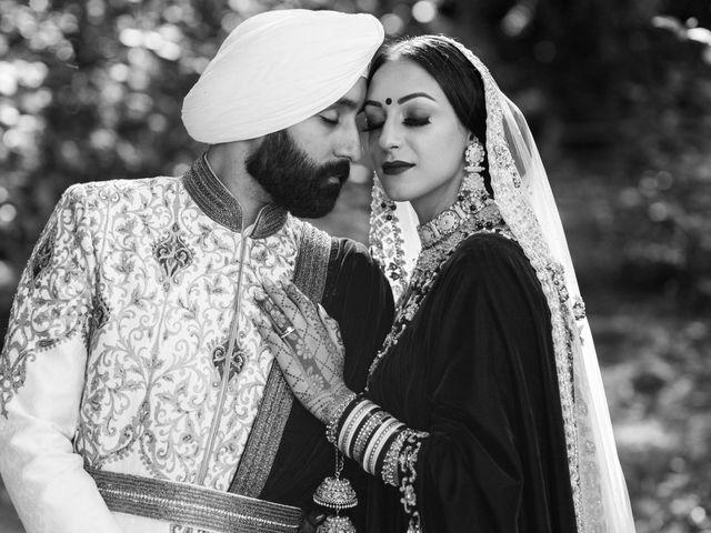 Iqbal and Harman's wedding in Vancouver, British Columbia 34