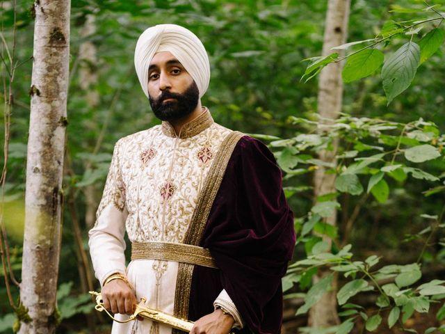 Iqbal and Harman's wedding in Vancouver, British Columbia 36