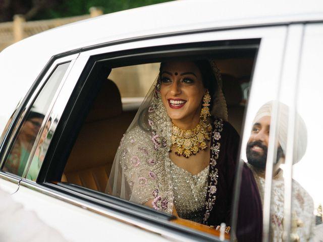 Iqbal and Harman's wedding in Vancouver, British Columbia 2