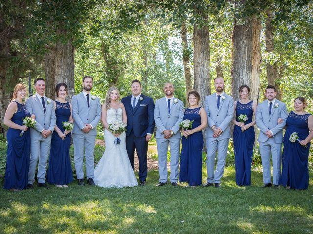 Cole and Sarah's wedding in Edmonton, Alberta 2