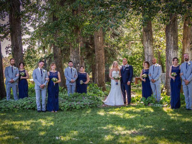 Cole and Sarah's wedding in Edmonton, Alberta 3