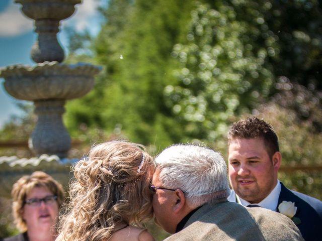 Cole and Sarah's wedding in Edmonton, Alberta 11