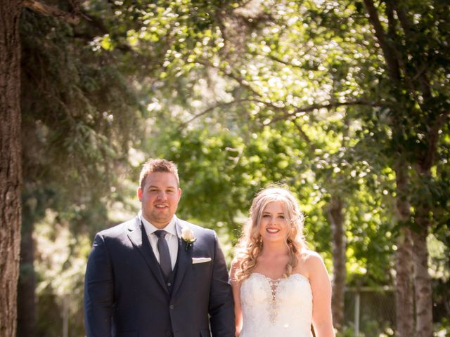 Cole and Sarah's wedding in Edmonton, Alberta 15