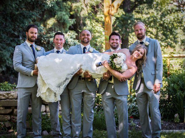 Cole and Sarah's wedding in Edmonton, Alberta 16
