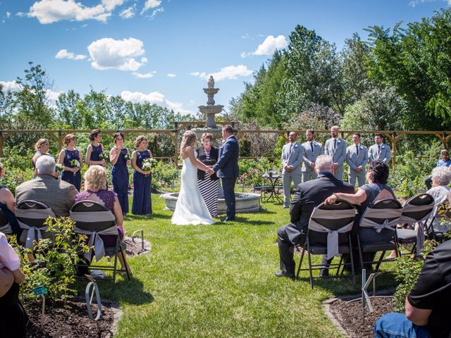 Cole and Sarah's wedding in Edmonton, Alberta 23