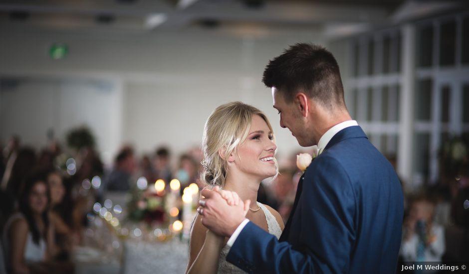 Tyson and Ashley's wedding in Cambridge, Ontario
