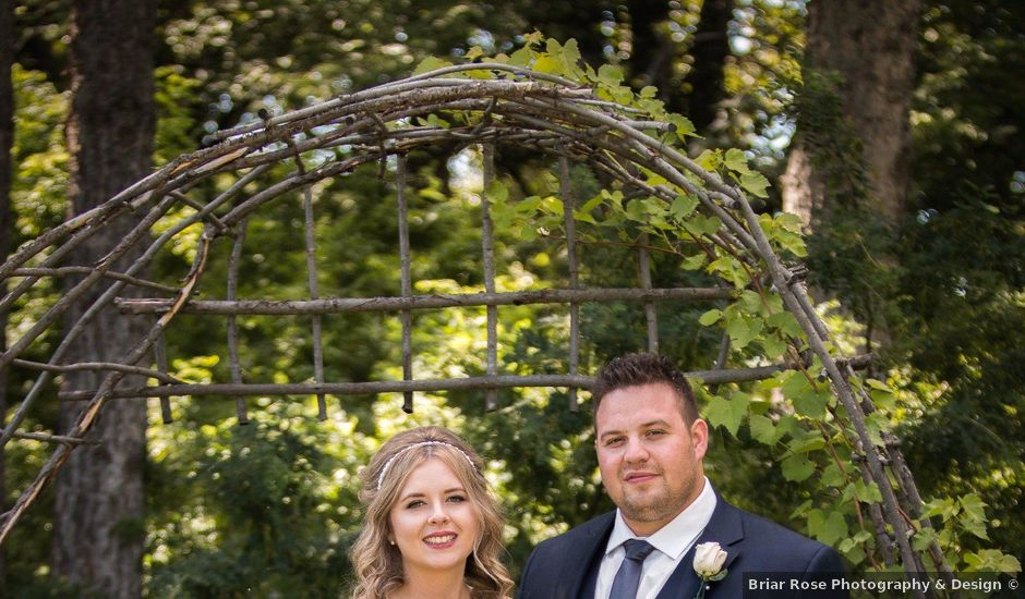 Cole And Sarah's Wedding In Edmonton, Alberta
