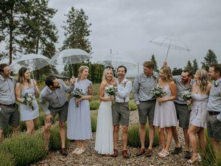 The wedding of Sam and Matt 3