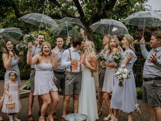 The wedding of Sam and Matt
