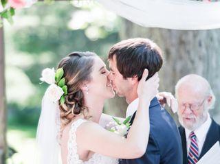 The wedding of Jennifer and Bergil