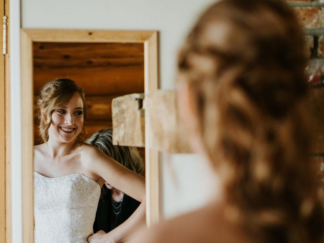 Connor and Ashley's wedding in Edmonton, Alberta 12