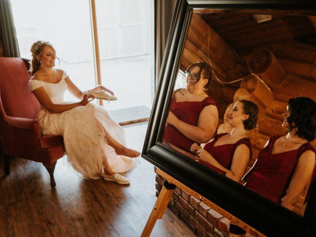 Connor and Ashley's wedding in Edmonton, Alberta 13