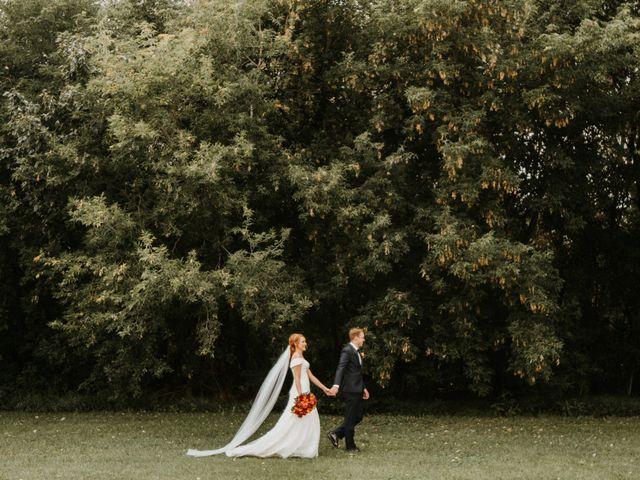 Connor and Ashley's wedding in Edmonton, Alberta 16