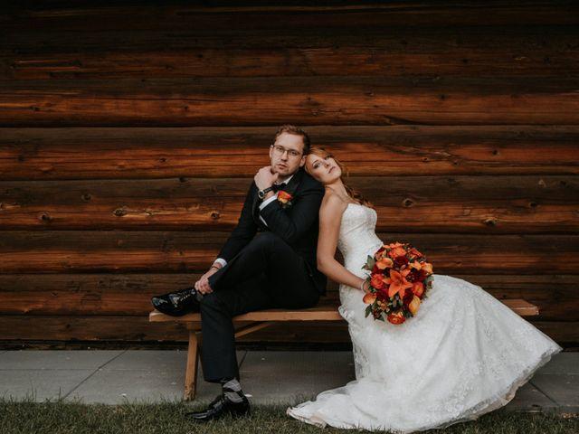Connor and Ashley's wedding in Edmonton, Alberta 20